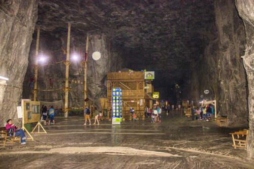 Podzemné mesto