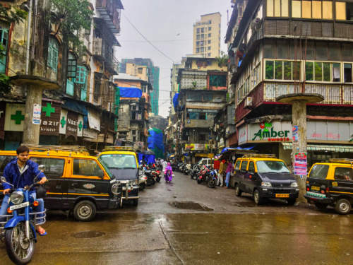 City, Mumbai, India