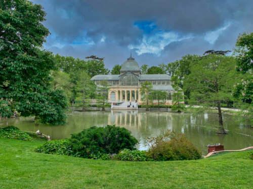 Kryštálový palác v Madride