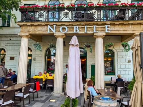 Reštaurácia Nobile