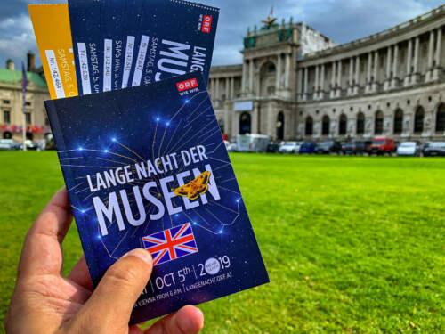Dlhá noc múzeí Viedeň