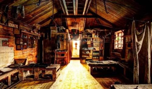 Shackletonova chata