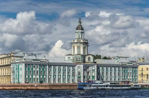 múzeum, St. Peterburg