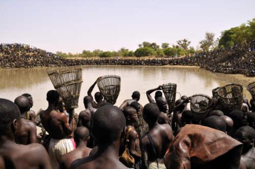 Mali, fishing