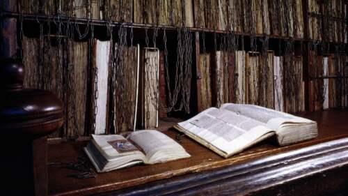 Reťazová knižnica