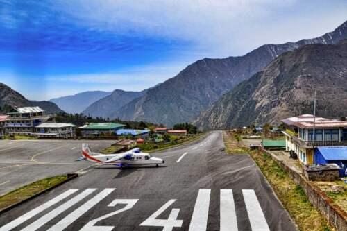 Nepal Airport
