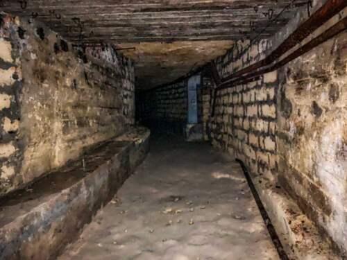 Catacombs, Odessa, Ukraine