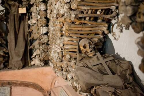 Kapucínske katakomby