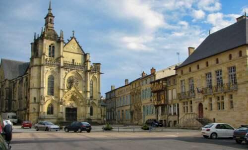 Saint-Étienne v meste Bar-le-Duc