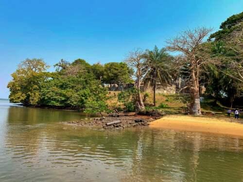 ostrov Sierra Leone