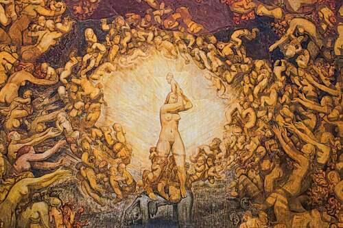 Erotická freska
