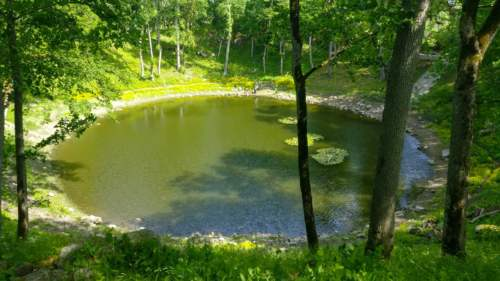 Dopad meteoritu, Estónsko