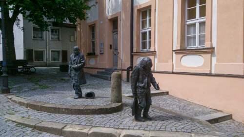 monument Kaspar Hauser
