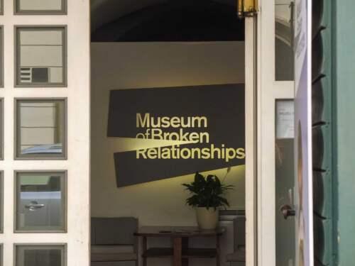 Múzeum rozpadnutých vzťahov