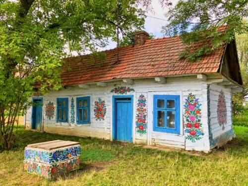 Maľovaný dom