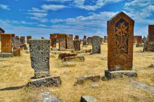 cintorín Noratus, Arménsko