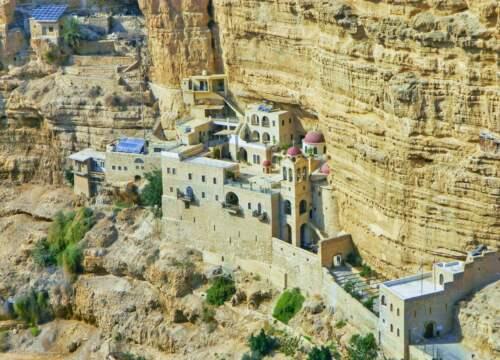 Kláštor sv. Juraja, Palestína