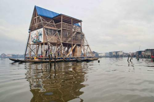 Makoko, floating school