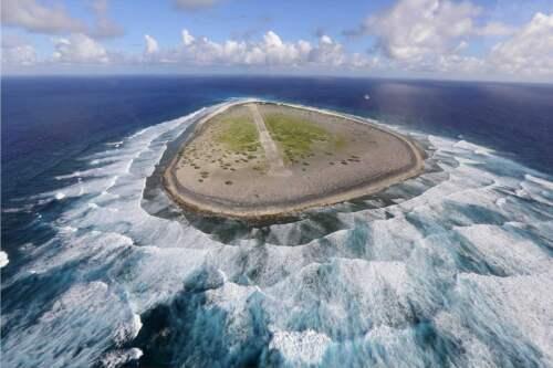 Island Tromelín