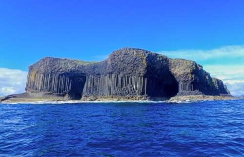 Jaskyňa melódií v Škótsku