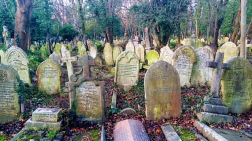 Cintorín Highgate