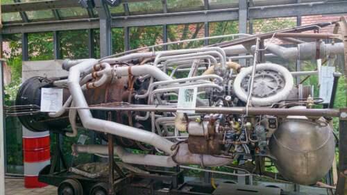Vesmírny motor