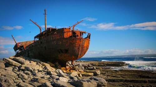 Vrak lode MV Plassey