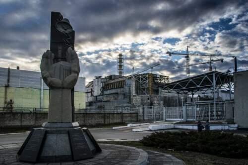 Chernobyl, power plant