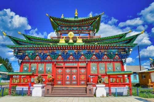 Budhistický kláštor