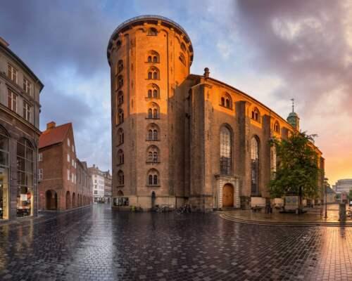 Najstaršia hvezdáreň, Kodaň