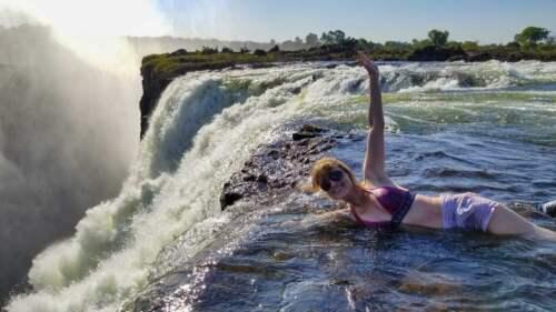Viktoriine vodopady