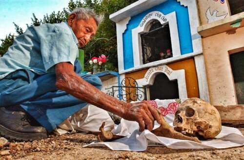 Mexický cintorín