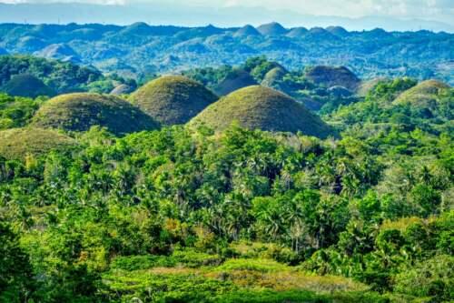 Chocolate Hills, Philipines
