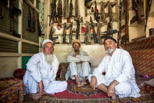 Predaj zbraní, Pakistan