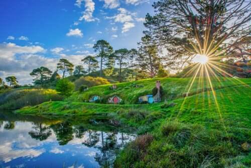 Matamata, Nový Zéland