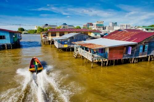 Brunej-Darussalam