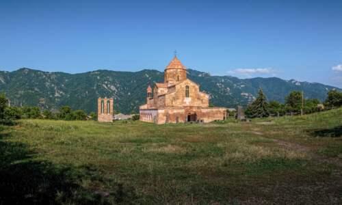Obelisk Odzun, Arménsko