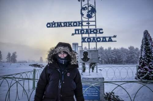 Najchladnejšie miesto na svete