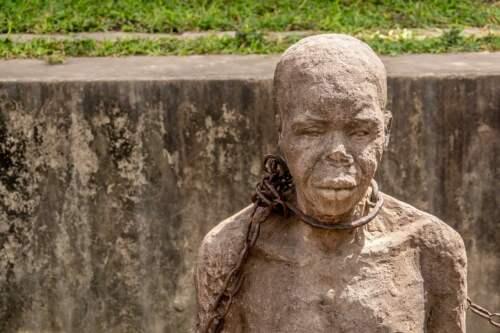 Pamätník otrokárskeho trhu