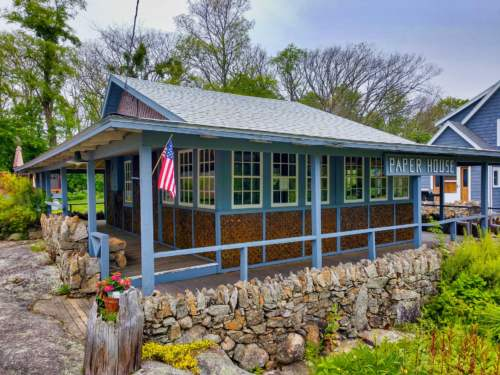 Paper House, Rockport