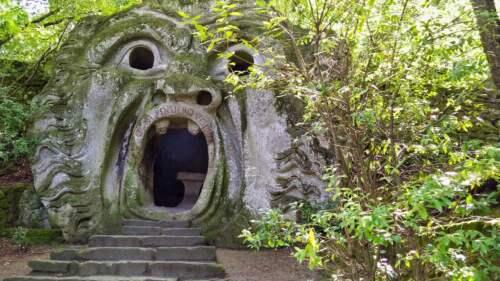 Park príšer, Taliansko