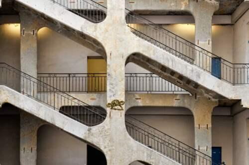 Tajné uličky v Lyon