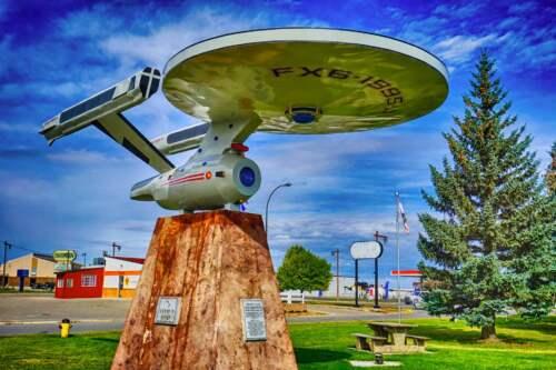Hlavné mesto Star Trek