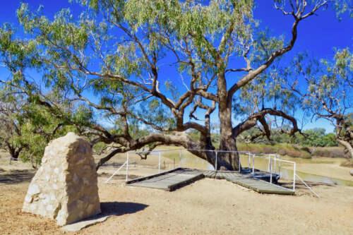 The Dig Tree, Cooper Creek