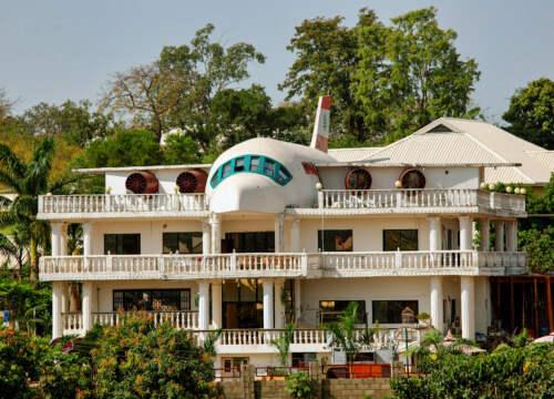 Airplane House, Abuja, Nigeria