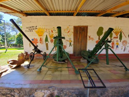 Museo De La Revolucion, Perquin, El Salvador