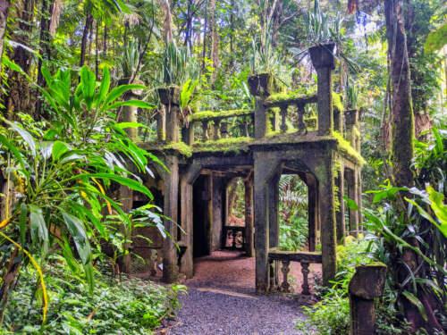 Park v pralese