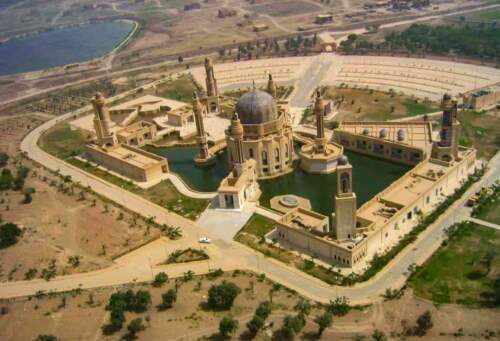 Mešita, Bagdád, Irak
