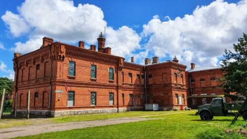 Väzenie, Lotyšsko