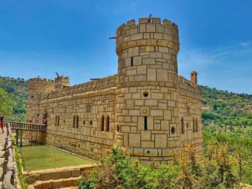 Hrad Moussa, Libanon